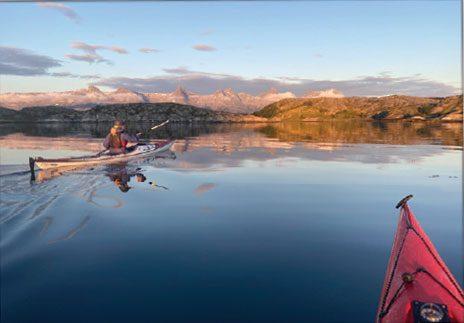Vakre Helgelandskysten